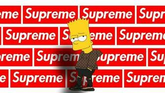 Supreme Wallpapers   Top Supreme Backgrounds   WallpaperAccess