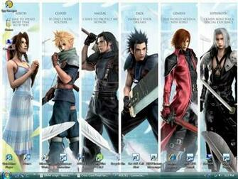final fantasy 7 crisis core   Final Fantasy VII Wallpaper 6973714