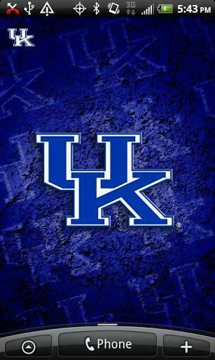 Kentucky Revolving Wallpaper App for Android