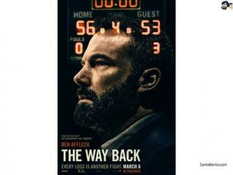 The Way Back Movie Wallpaper 1