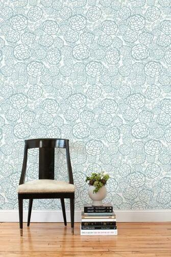 up wallpaper But Hygge West recently launched removable wallpaper