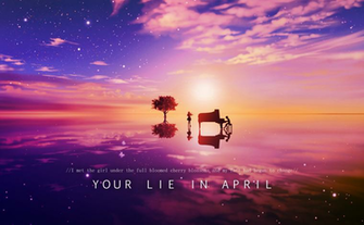 Your Lie in April HD Wallpaper Background Image 1920x1185 ID