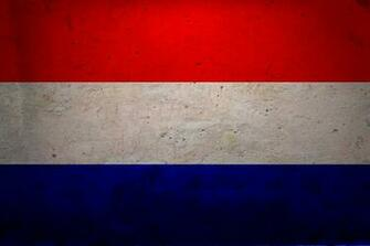 Flag of the Netherlands HD Wallpaper Background Image