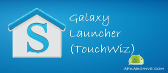 Download Galaxy Launcher TouchWiz Prime v108 Apk 1 MB