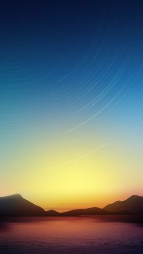 windows phone hd for mobile phone wallpapers 1080x1920 sunset