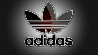 adidas hd black logo wallpaper
