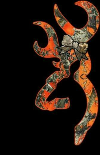 Browning Orange Camo Browning Camo Wallpaper Pinterest
