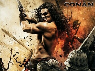 conan the barbarian 2011 wallpaper 5
