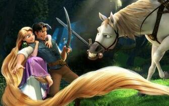 Rapunzel Flynn in Tangled Wallpapers HD Wallpapers