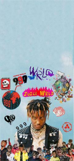 Juice Wrld Wallpaper I made JuiceWRLD