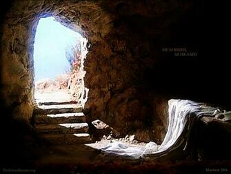 Wallpapers The empty tomb TheSwordbearer