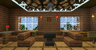 Minecraft Living Room Ideas CDxNDcom   Home Design in Pictures