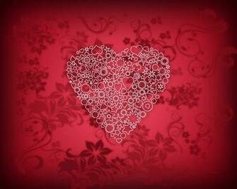 Windows 7 Valentines day wallpaper 2011