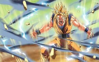 Dragon Ball Z Wallpapers Goku Super Saiyan 5 8