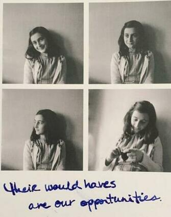 Anne Frank Wallpapers