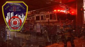 FDNY Desktop Wallpaper by BuckHunter7