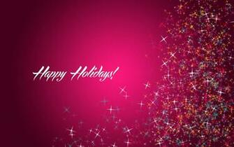Happy Holidays wallpaper   Holiday wallpapers   2067