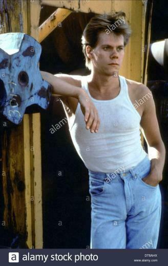 Footloose Film Still Kevin Bacon Stock Photos Footloose Film