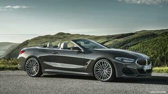 BMW 8 Series Convertible Wallpapers