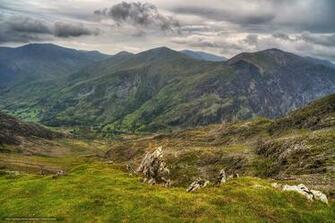 Snowdonia Wales Wallpapers