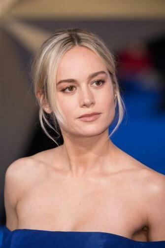 Brie Larson at Captain Marvel London Premiere February 2019