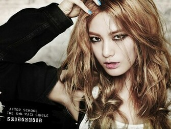 After School Nana First Love Wallpaper 2