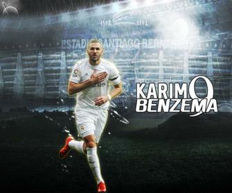 Karim Benzema Wallpapers WeNeedFun