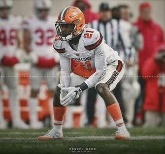 Denzel Ward is reportedly impressing the Browns coaching staff
