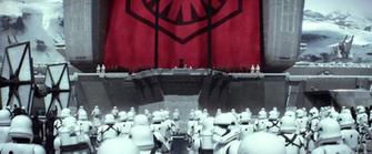 de Star Wars VII para la nueva imagen de los Stormtroopers