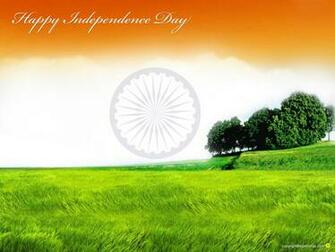 Happy independence day wishes on hd scenery wallpapers