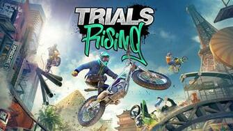 Trials Rising Review A Familiar Thrill Ride