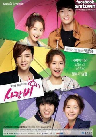 Wallpaper Love Rain Korean Drama