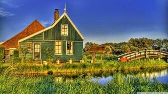Holland Farmhouse Wallpaper 1920x1080 Holland Farmhouse