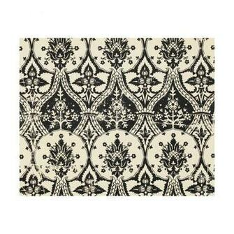 Grunge Damask Removable Full Wall Wallpaper Mural Lowes Canada