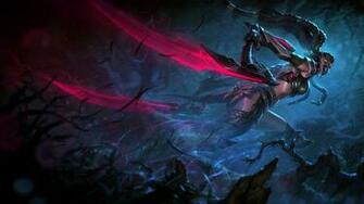 Headhunter Akali   League of Legends Wallpapers