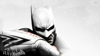 Batman   Arkham City wallpaper   Game wallpapers   7891
