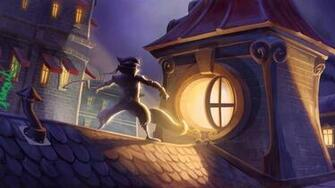 Sly Cooper Thieves In Time Story Info amp New Screenshots
