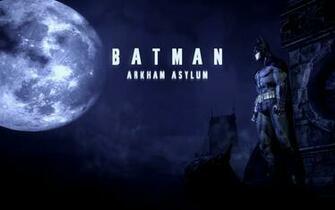 video batman games wallpaper keyword original arkham asylum