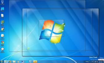 Change Default Windows 7 Aero Peek Hover Delay Time Next of Windows