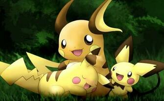 Pikachu Pokemon Cute Couples Hd Wallpaper All in One Wallpapers