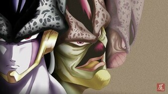 Cell Dbz Wallpaper Cell dragon wallpaper