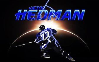 NHL Tampa Bay Lightning Victor Hedman wallpaper 2018 in Hockey