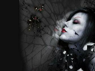 Pics Photos   Girly Gothic Wallpapers