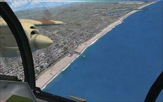MY REAL FUN MICROSOFT FLIGHT SIMULATOR X BRONCO X ADDON