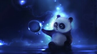 Panda Bears Wallpaper 1920x1080 Panda Bears Apofiss
