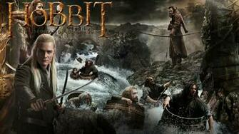 New The Hobbit The Desolation of Smaug Wallpaper HiresMOVIEWALLcom