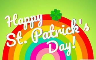 Happy Saint Patricks Day 2020 March 17 Ultra HD Desktop