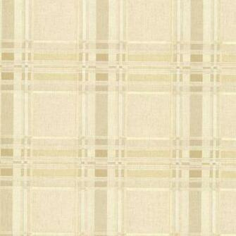 2601 20872 Gold Plaid   Glenby   Brocade Wallpaper By Mirage