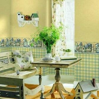 Some Different Types of Kitchen Wallpaper Borders Home Design Ideas