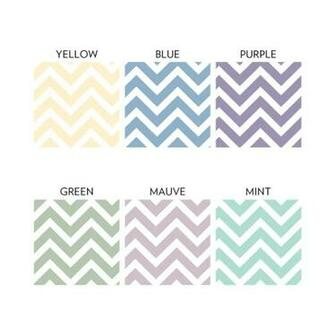 Chevron Stripes Removable Wallpaper Tile